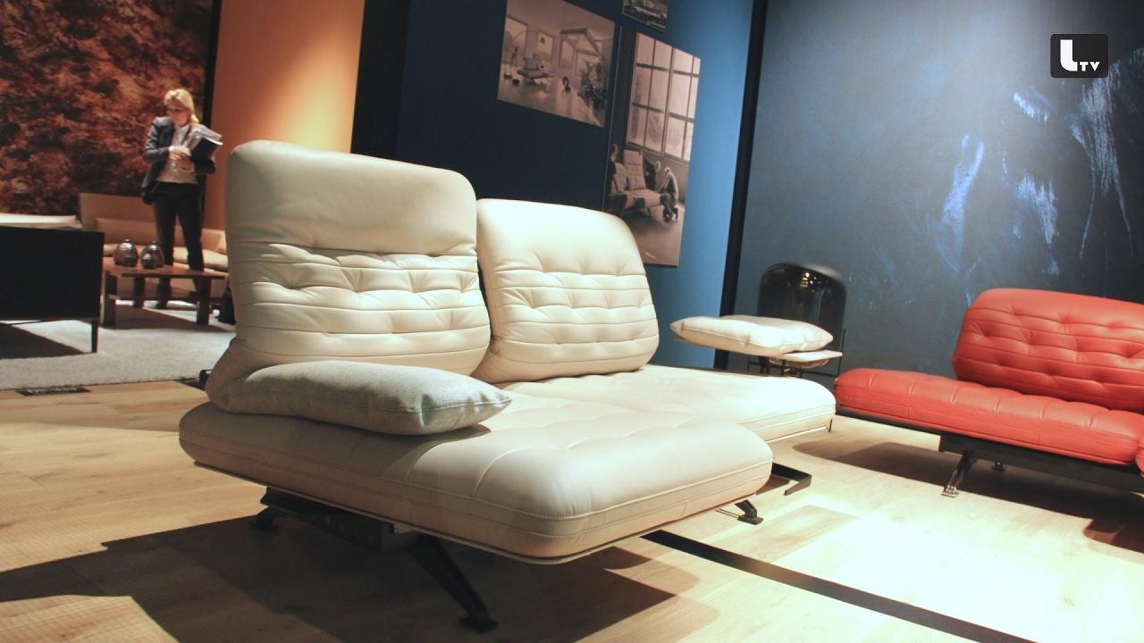 de sede die nobelmarke f r lederm bel imm cologne 2017. Black Bedroom Furniture Sets. Home Design Ideas