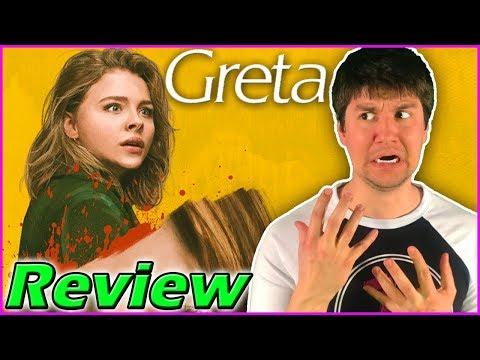 GRETA (2019) - Movie Review |Chloë Grace Moretz Thriller|