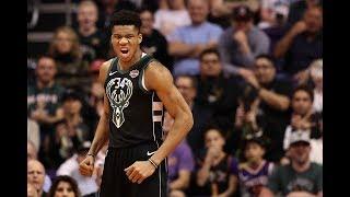 Giannis Antetokounmpo, Future NBA MVP?   Complete 2019 Playoff Highlights