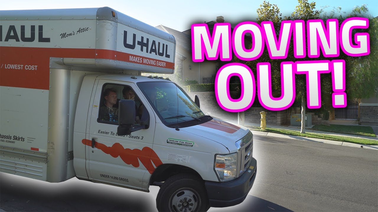 YouTuber House - Im Moving Out! - YouTube