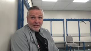 PETER FURY - 'IM A FAN OF CONOR McGREGOR BUT IN MY OPINION HE HAS NOT GOT A HOPE IN HELL!!'