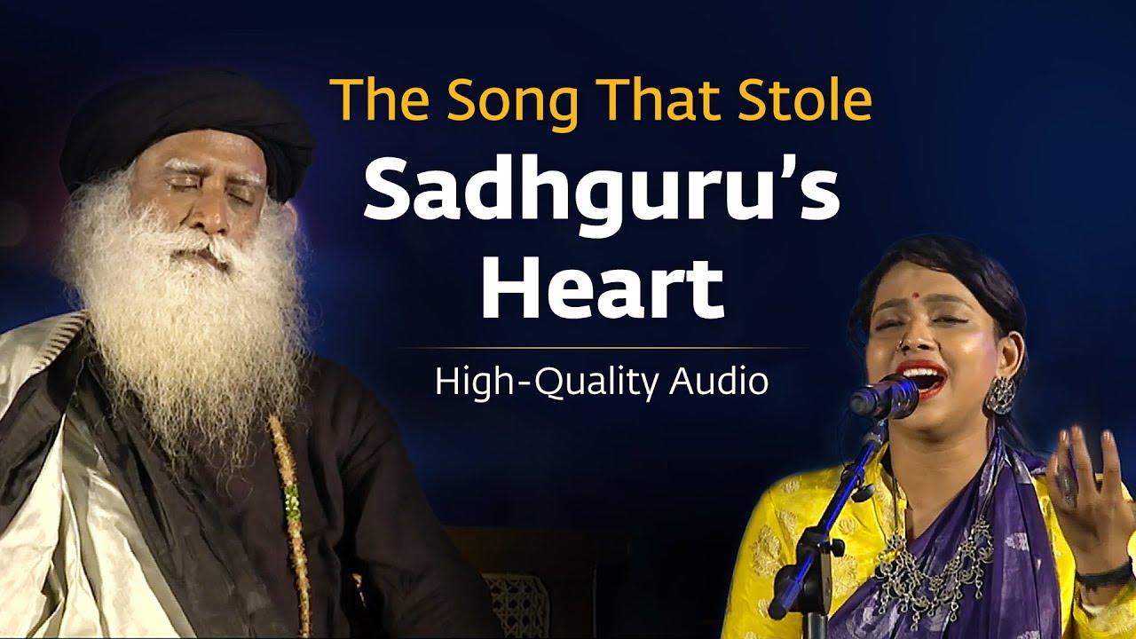 Download Sojugada Sooju Mallige | Ananya Bhat | Sounds of Isha | Live at Mahashivratri| Sadhguru|High Quality