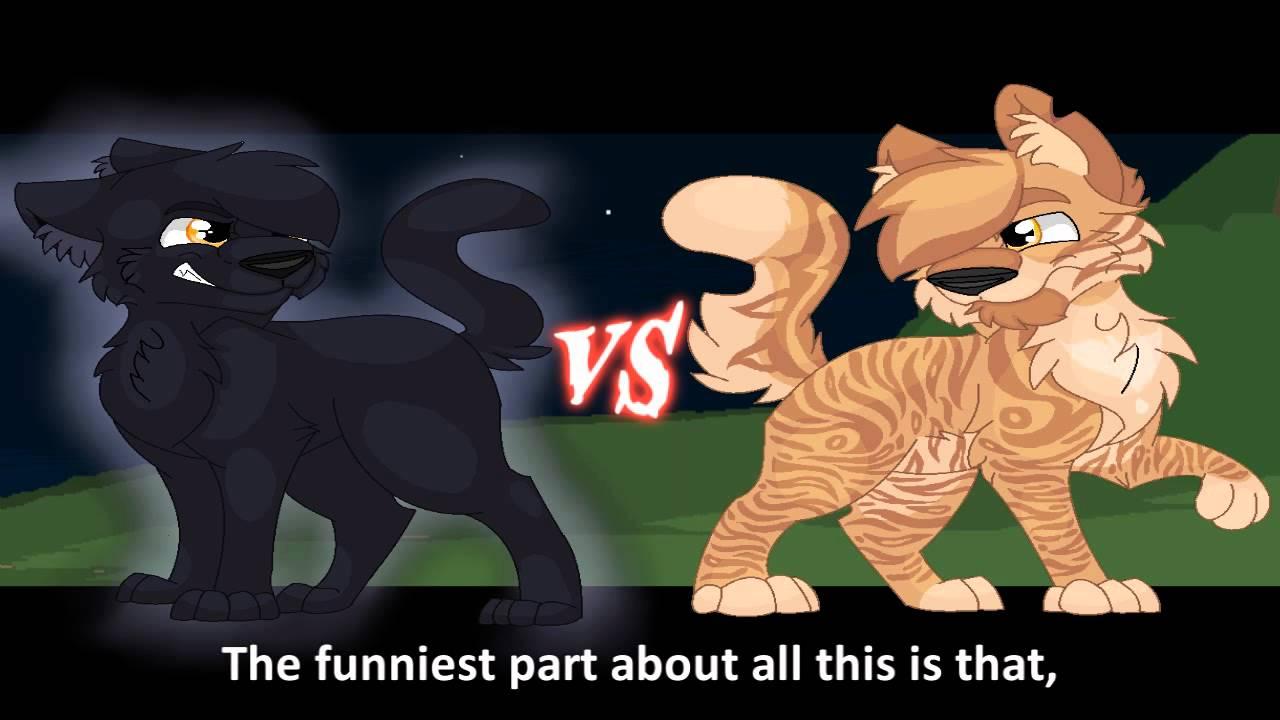 Warrior Cats Rap Battles Jayfeather