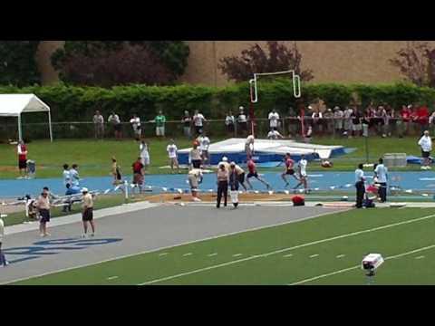 Galesburg Silver Streaks Mens Track 2009- 4x800m R...