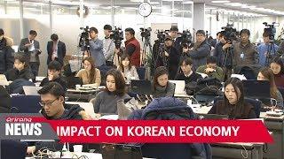 Impact of U.S. rate hike decision on Korean economy