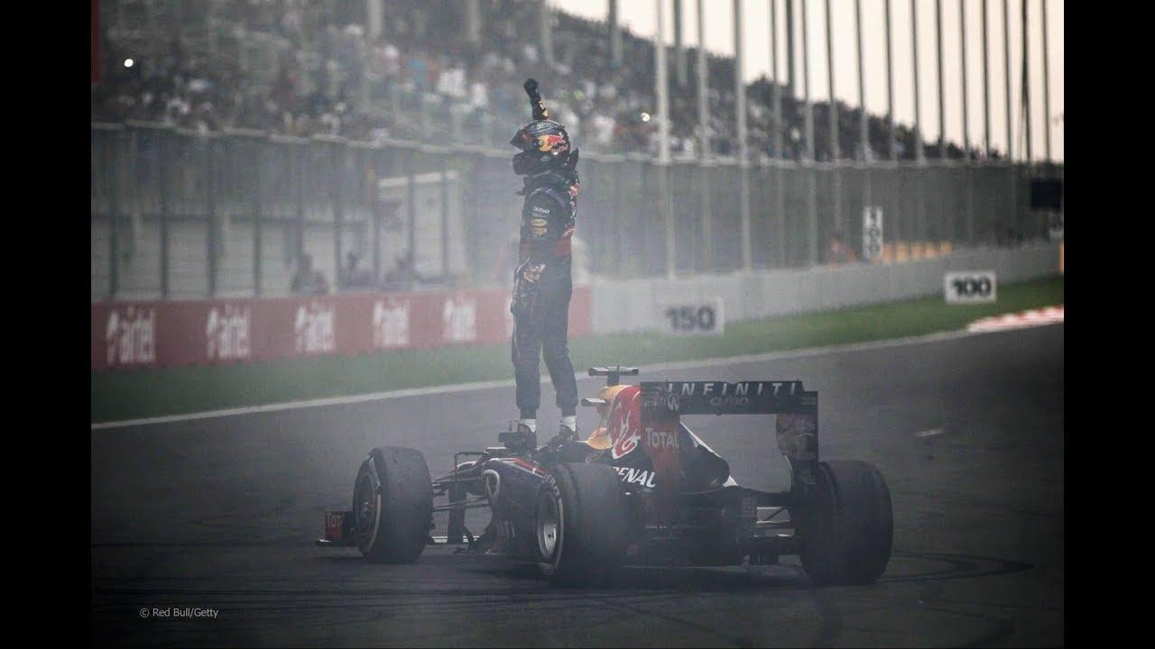Sebastian Vettel's Career Highlights