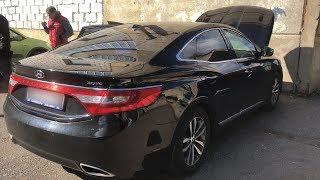 Ничто не предвещало беды! Hyundai Grandeur ,1 владелец !