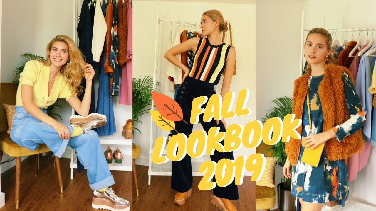 [VIDEO] - Fall Outfit Ideas 2019 - Autumn LOOKBOOK ? 3