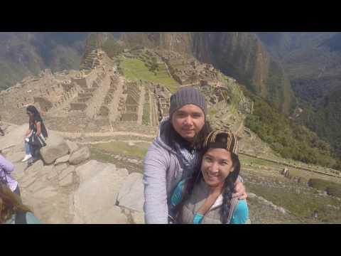 Machu Picchu Cusco, Peru Trip - GoPro Hero 4 Silver - November 2016