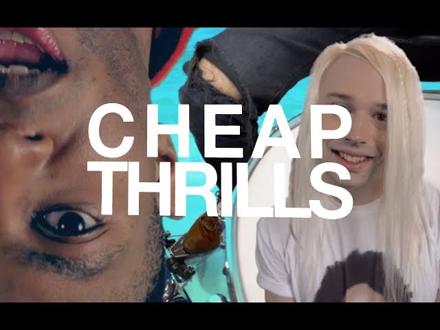 Fake Shark - Cheap Thrills