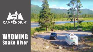 Drivin' & Vibin': Snake River Boondocking near Yellowstone National Park