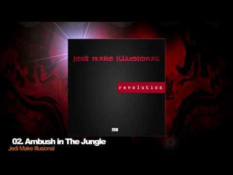 Jedi Mak3 1llusional - Revolution EP 2018 (NEW ALBUM presentation