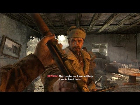 Sly Shooter - Call Of Duty World At War Brutal Combat Compilation Vol.4