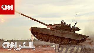 أكثر 10 جيوش امتلاكاً للدبابات في العالم