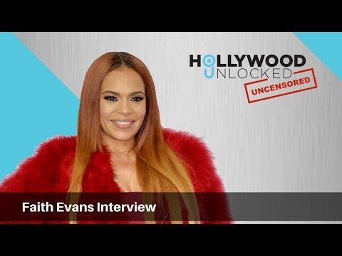 Faith Evans on B.I.G & Lil Kim Collab on Hollywood Unlocked [UNCENSORED]