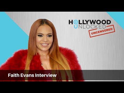Faith Evans on B.I.G & Lil Kim Collab on Hollywood Unlocked [UNCENSORED]
