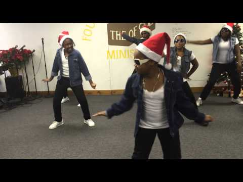 Christmas in Hollis Dance By F4L Dancers
