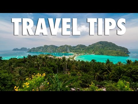 TRAVEL TIPS YOU NEED TO KNOW!