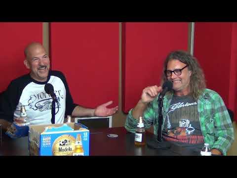 INSIDE METAL Show on Zinna.TV w/ film director Jonas Akerlund, Niclas Sigevall & Tobe Baad
