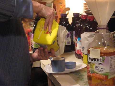how to make prison wine