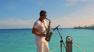 Last tango in paris - alto sax - Gato Barbieri - Maldives Luonge