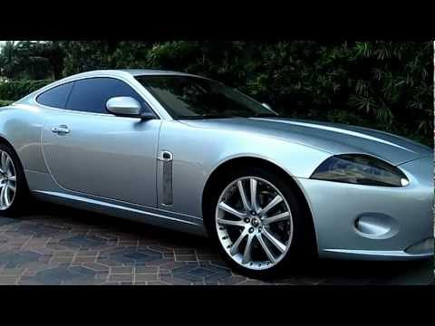 2007 Jaguar XK Coupe at Celebrity Cars Las Vegas