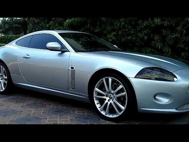 2007 Jaguar XK Coupe At Celebrity Cars Las Vegas