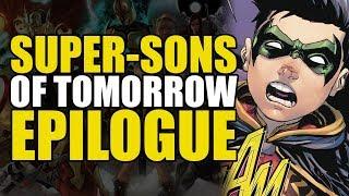 Super Sons of Tomorrow Epilogue: Superboy A Teen Titan?!