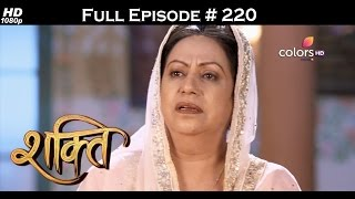 Shakti - 27th March 2017 - शक्ति - Full Episode (HD)