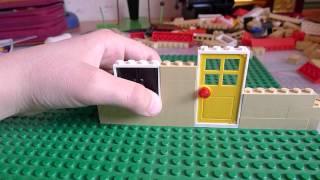 как можно сделать лего домик.часть 1 thumbnail