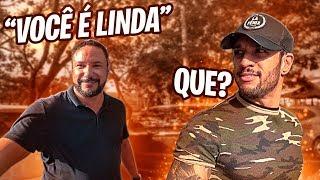ELE CHAMOU A BRUNA DE LINDA NA MINHA FRENTE!
