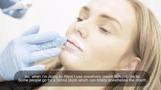 Lip Fillers at Luxe Skin by Doctor Q Glasgow
