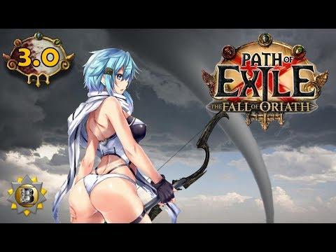 [3.0] Tornado Shot Build - Deadeye Ranger - Path of Exile The Fall of Oriath - The Harbinger