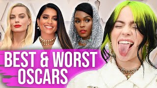 Best & Worst Dressed Oscars 2020 (Dirty Laundry)
