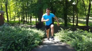 Katus Attila edzés tippek-Lépcsőn végzett erősítő gyakorlatok
