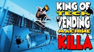 Skater XL - Vending Machine KILLA - Ronnie Creagar Style