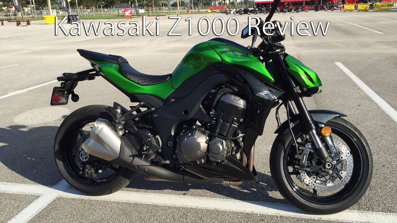 2015 kawasaki z1000 motorcycle review youtube. Black Bedroom Furniture Sets. Home Design Ideas