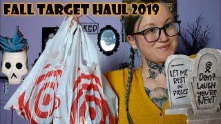 Target Dollar Spot Fall Haul 2019 + A Few things from Walmart