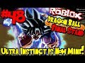 ULTRA INSTINCT IS NOW MINE! | Roblox: Dragon Ball Final Stand - Episode 48