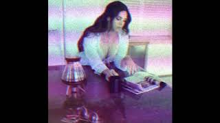 lana del rey - high by the beach (slowed down + reverb)