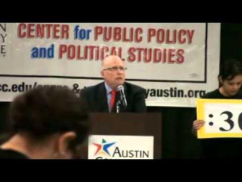 Constitution Day Debate 2012, Austin Community College