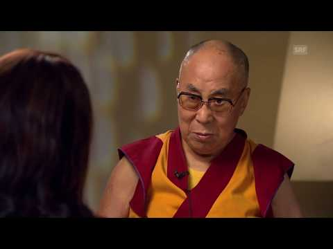 Dalai Lama On Buddhism Not As A Religion, But As A Spiritual Guidence Trough Life (SRF Sternstunde)