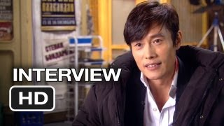 Red 2 interview - lee byung-hun (2013) - bruce willis, john malkovich movie hd