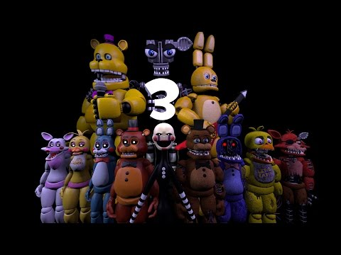 [SFM FNAF] Episode 3 The Replacement