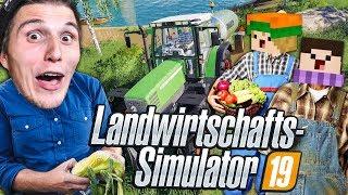 Wir gründen einen Bauernhof | Landwirtschafts Simulator 2019
