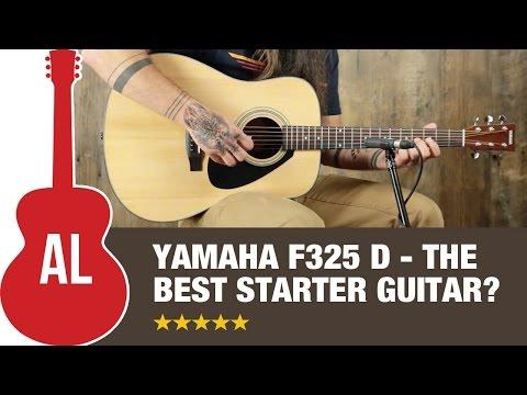 Yamaha F325 D - The World's Best Starter Guitar?
