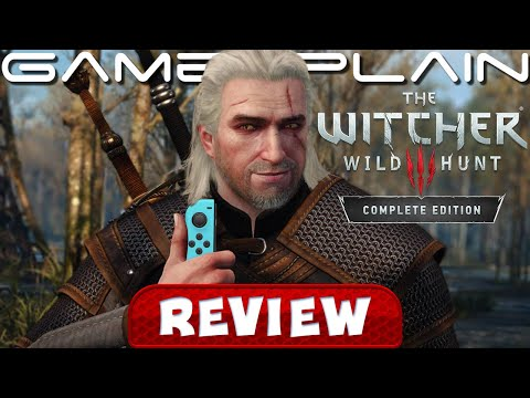 The Witcher 3: Wild Hunt – Complete Edition REVIEW (Nintendo Switch)