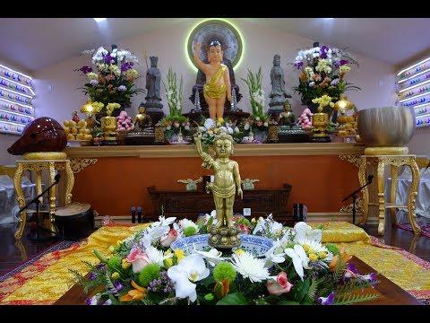 Chua Khanh Hy Dai Le Phat Dan PL2561/2017