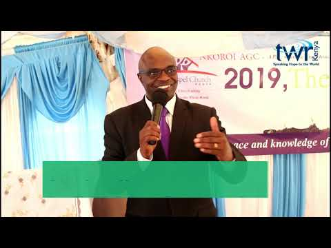 TWR Kenya Church Visit- African Gospel Church Nkoroi