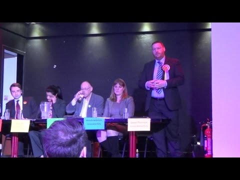 Midlothian Parliamentary Constituency Candidates 15 April 2015